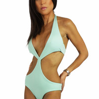 Soah Tammara Aqua One Piece