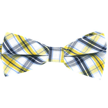Tok Tok Designs Baby Bow Tie for 14 Months or Up (BK343, 100% Cotton)