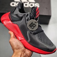Trendsetter Adidas AlphaBounce 8.0  Women Men Fashion Casual Sneakers Sport Shoes