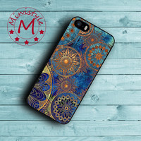 Funda Ultra Thin Mandala Hard Plastic Case for iPhone SE 6 5S 6S Plus 5 5C 4S 4 Cover for iPod Touch 6 5 Case.