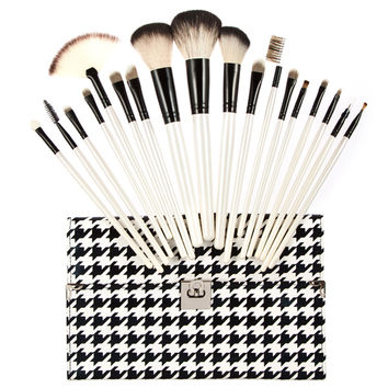 Makeup Brushes Blush Eyeshadow 18pcs Professional Soft Cosmetic Set Brush Essential Brushes for Different Uses