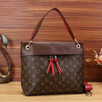 LV Fashion Shoulder Bag Female Casual Crossbody Women Bags Chic Handbag