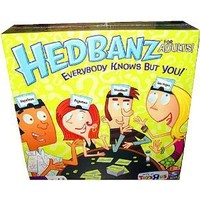 Adult HedBanz Game