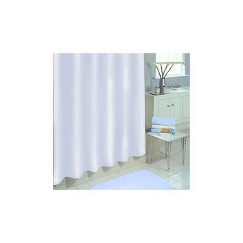 "Excell Eco Soft Peva Shower Curtain Liner 70"" X 71"" White"