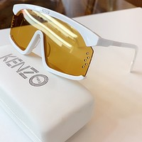 KENZO Women's  Men's Fashion Shades Eyeglasses Glasses Sunglasses