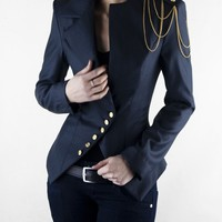 milla jacket (fabric in pictures not available)
