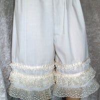 Pantaloons Bloomers Victorian Steampunk Style Pants by Mean Kitty Wear