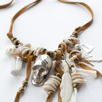 Hanalei Buried Treasure Necklace   Spell & the Gypsy Collective