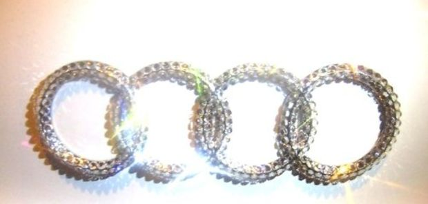 Beads Bead,polyclay And Crystal,9*13mm Oval Pave Beads,blue Color,sold 20 Pcs Per Package