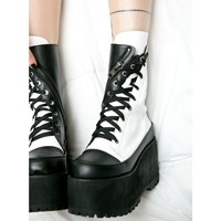 DIVISION TWISTER BOOTS