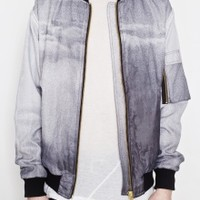 Layered Bomber Jacket | NOT JUST A LABEL