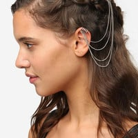 Urban Outfitters - Hair Comb Cuff Earring