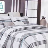 Twin XL Comforter Set - College Ave Dorm Bedding Soft Cotton College Supplies Extra Long Twin Sleeping