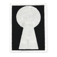 Keyhole Patch (Glow-in-the-Dark)
