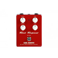 Carl Martin Vintage Series Red Repeat Delay Pedal at Hello Music
