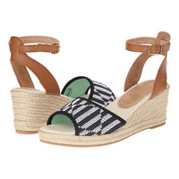 Soludos Womens Woven Espadrille Wedges