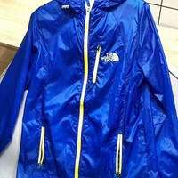The north face men and women for the same type of lovers coat sunscreen skin coat A-AS-XBWM