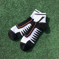 Family Friends party Board game 5pairs Men's Sport Socks Pressure Climbing Running Football Ankle Socks Cotton Cycling Bowling Camping Hiking Sock 5 Colors AT_41_3