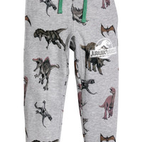 Joggers with Printed Design - from H&M