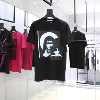 givenchy 2018ss Virgin Mary t shirt  004