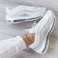 Nike Air Max 97 3m Reflective Bullet Running Shoes