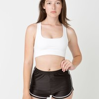 pdz301 - Poly Dazzle Running Short