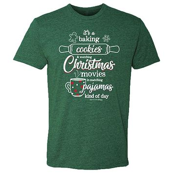 Southernology Statement Christmas Traditions Holiday Canvas T-Shirt