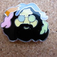 Grateful Dead Jerry Garcia pin