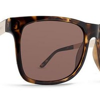 Dot Dash Admiral Sunglasses (Tortoise Gloss) at 7TWENTY Boardshop, Inc