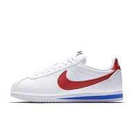 NIKE Original CLASSIC CORTEZ Mens Running Shoes Breathable Stability Street All Season Sneakers For Men Shoes