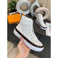 lv louis vuitton womans mens 2020 new fashion casual shoes sneaker sport running shoes 220