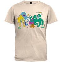 Adventure Time - Dancing With Monsters T-Shirt