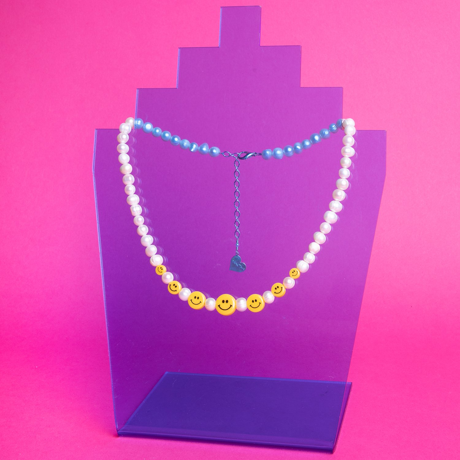 Image of Pearl Smile All Day Necklace