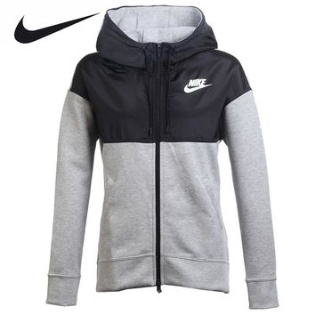 Nike Women's Spring Knitted Outdoor Sports Jacket 829408-063-010