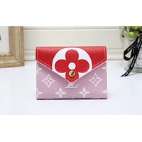 Samplefine2 LV fashion matching color printed handbag hot seller of casual lady's small purse #3