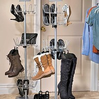 Boot Tree with Boot Shapers
