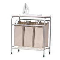 neatfreak™ Triple Sorter with Ironing Board