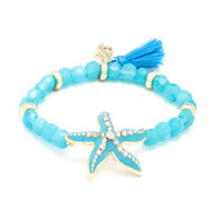 Starfish Bracelet ~other colors available
