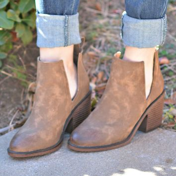 A Step Away Booties