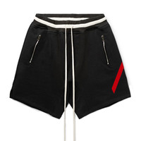 VFILES SHOP | STRIPE FRENCH TERRY SHORT by @RENOWNEDLA