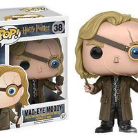 Funko Pop Harry Potter Mad-Eye Moody Action Figure