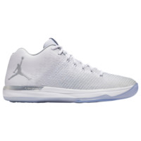 Jordan AJ XXXI Low - Men's - Performance Basketball Shoes - Jordan - Men's - Shoes - Basketball - White/Pure Platinum/Metallic Silver | Foot Locker