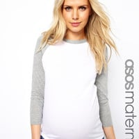 ASOS Maternity Top With Raglan Sleeve