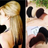 Womens Fashion Hair Styling Clip Stick Bun Maker Braid Tool Hair Accessories = 5658508801