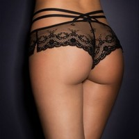 New In by Agent Provocateur - Sandra French Knicker
