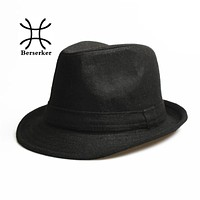 Original Unisex Structured Wool Fedora Hat Fedora hats for men fedora felt hat head size 58 cm Jazz hat Vintage Popular wool cap