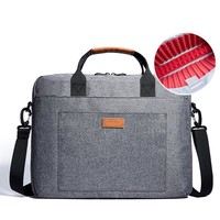 Notebook Briefcase Messenger Shoulder Bag 17.3 Inch