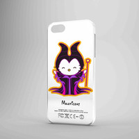Hello Kitty Love Maleficent Disney TM00 3D iPhone Case Samsung Galaxy Case