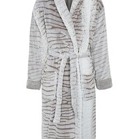 Faux-Fur Dressing Gown | Women | George at ASDA