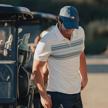 Sunset Seamed Performance Polo by The Normal Brand
